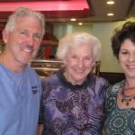 Dr. Sanders, Ms Joan Huber